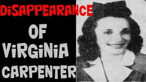 LA MISTERIOSA DESAPARICIÓN DE VIRGINIA CARPENTER