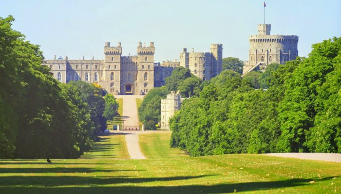 LOS FANTASMAS DEL CASTILLO DE WINDSOR