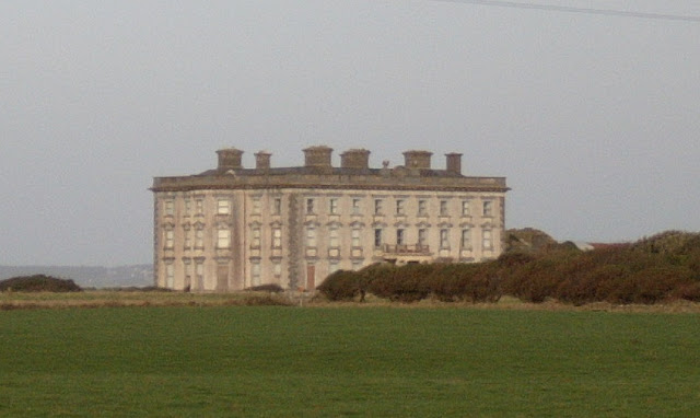 El fantasma del Hotel Loftus Hall